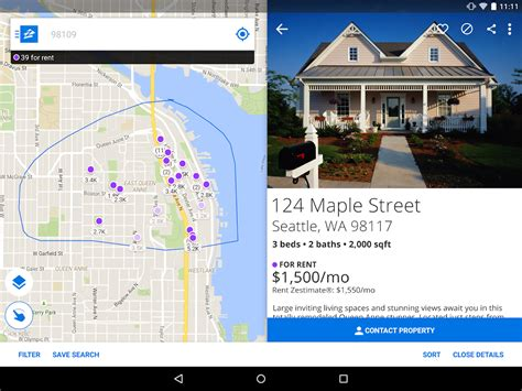 zillow appartments apartments rentals zillow android apps on google play