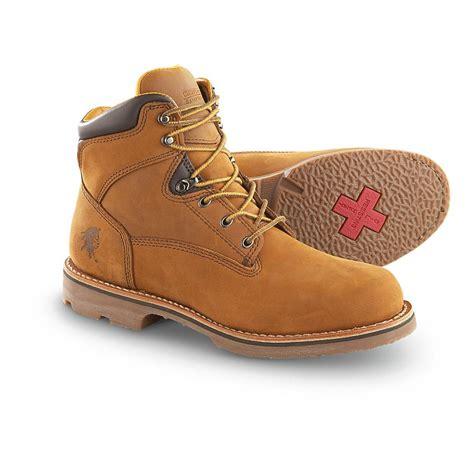 chippewa mens work boots s chippewa boots 174 non steel toe vibram 174 work boots