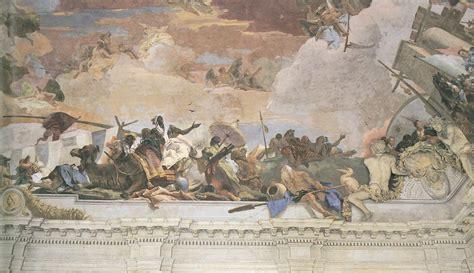 Fresque Plafond by Giambattista Tiepolo 1696 1770 L Afrique D 233 De La
