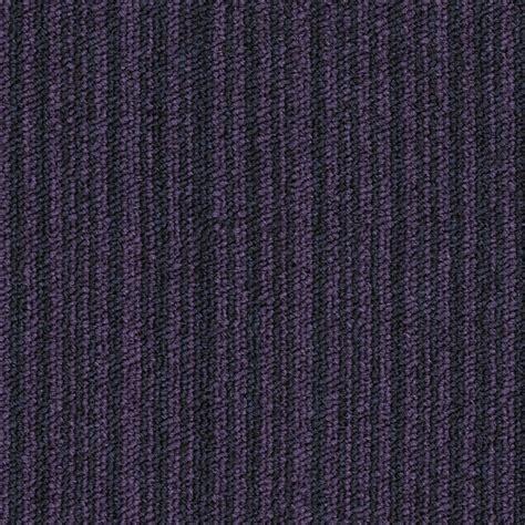 Desso Essence Stripe Carpet Tiles B173 3822 Purple Blue.