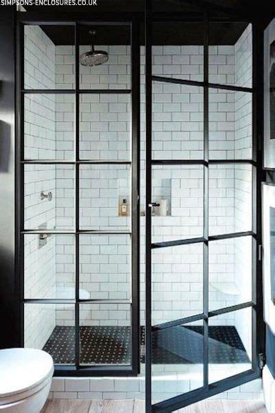 Window Pane Shower Door Crittall Doors The Interiors Trend That Will Transform Your Home Bathroom Doors And Doors