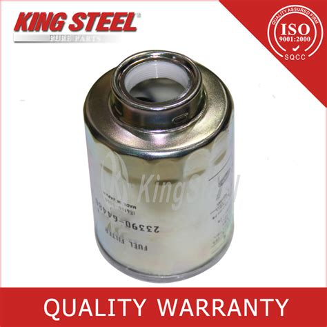 Fuel Filter 23390 64480 Toyota fuel filter assy for toyota hilux fuel system 23390 64480 buy fuel filter assy fuel filter