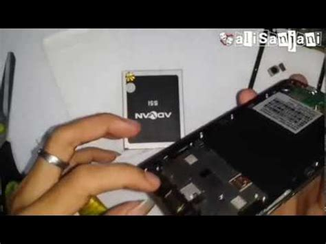 Touchcreen Tascreen Advan I5s cara mengganti touchscreen advan s5i menggunakan lem e8000