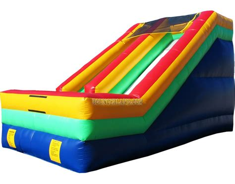 commercial bounce house bouncerland commercial inflatable slide 2030