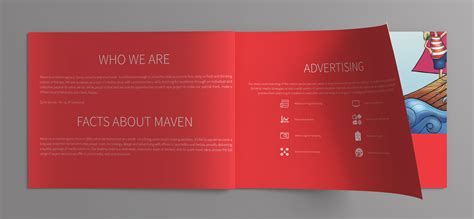 design agency company profile corporate profile 2016 maven
