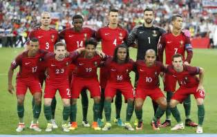 Soccer Team Portugal National Soccer Team