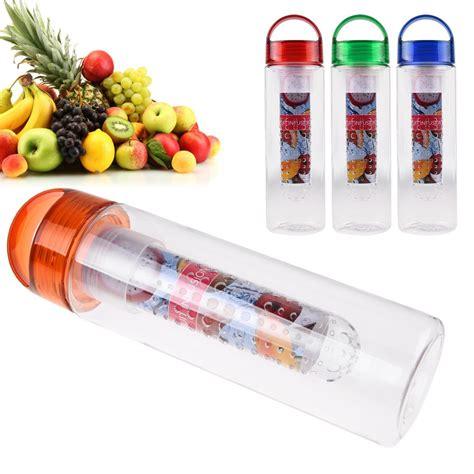 Tea Detox Bottle by New 700ml Fruit Infuser Water Bottle Infusion Bpa Free