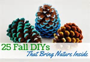 Mod Home Decor 25 fall diys that bring nature inside thegoodstuff