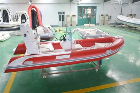 foldable rib boat for sale 4 8m semi rigid frp foldable inflatable boat inflatable