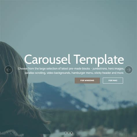 templates bootstrap scroll amazing parallax scrolling template free frieze exle