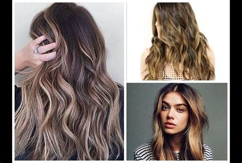 tendencias mechas 2016 4 tendencias para coloraci 243 n de t 250 cabello 161 2016