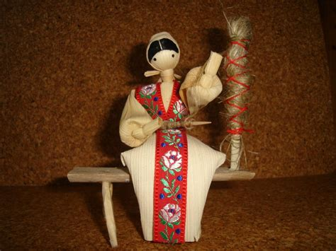 corn husk dolls slovakia 11 best gifts from slovakia which one would you