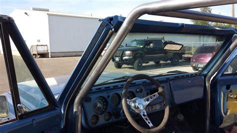 1967 1996 chevy blazer 8 point roll cage bl4