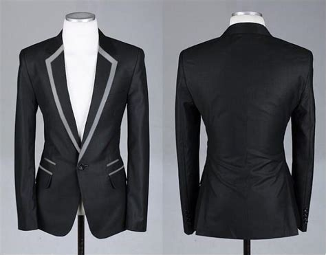 desain jas pria terbaru jual blazer korea pria murah kazoustore