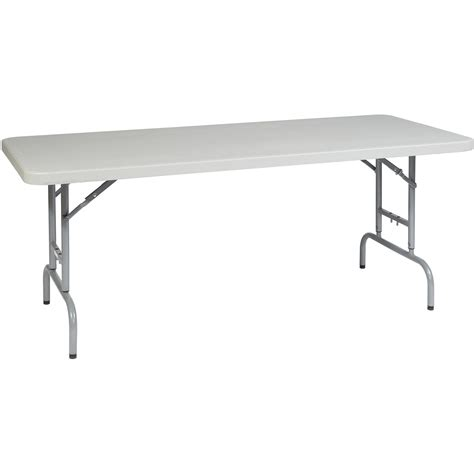 walmart lifetime folding table lifetime 4 adjustable folding table white granite