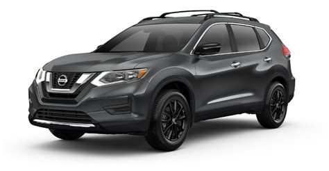 nissan rogue 2017 black differences between the 2017 nissan rogue trim levels