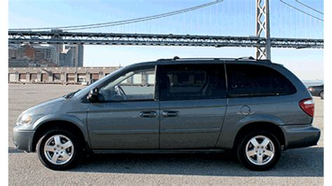 2006 dodge caravan reviews 2006 dodge grand caravan review roadshow