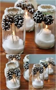 Tutorialous com 12 amazing mason jar christmas d 233 cor ideas