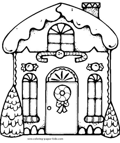 plain gingerbread house coloring page 102 best images about christmas coloring pages on