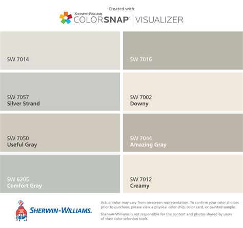 sherwin williams eider white i found these colors with colorsnap 174 visualizer for iphone