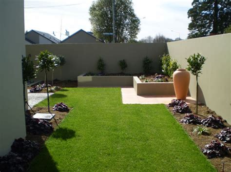 artistic beautiful modern garden concept idea  simple