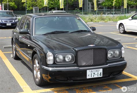 bentley arnage 2015 bentley arnage le mans series 3 june 2015 autogespot