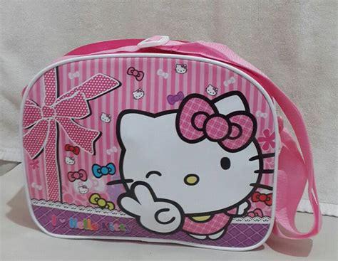 Tas Rajut Slempang Hellokity jual tas selempang anak frozen hello murah belangbelang shop