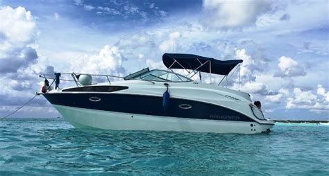 deluxe private boat tours cozumel bayliner 27 ft boat cozumel deluxe private boat tours