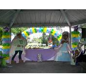 Deyas 3rd Birthday Party  The Princess And Frog Theme