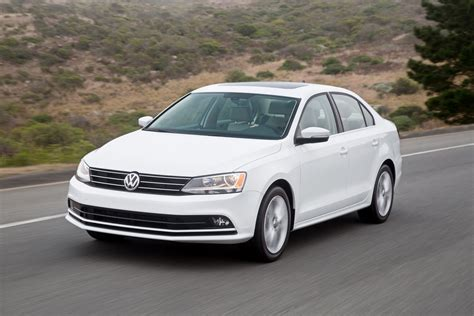 Volkswagen Used Jetta by 2016 Volkswagen Jetta Vw Gas Mileage The Car Connection