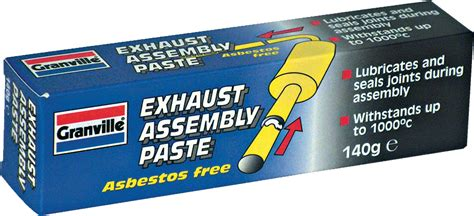 Exhaust System Assembly Paste Granville Product Information