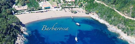 porto azzurro spiagge spiaggia di barbarossa all isola d elba nel comune di