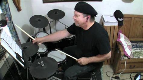 la grange drums zz top la grange drum cover