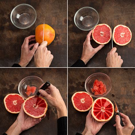 how to section a grapefruit how to section a grapefruit 28 images how to section a