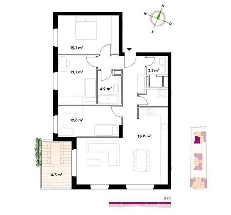 3 4 zimmer wohnung münchen grundriss 1 zimmer wohnung m 246 bel ideen und home design