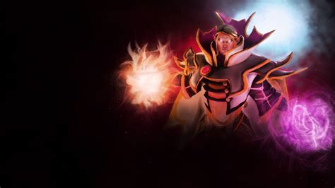 dota 2 invoker wallpaper 1920x1080 invoker wallpapers wallpaper cave