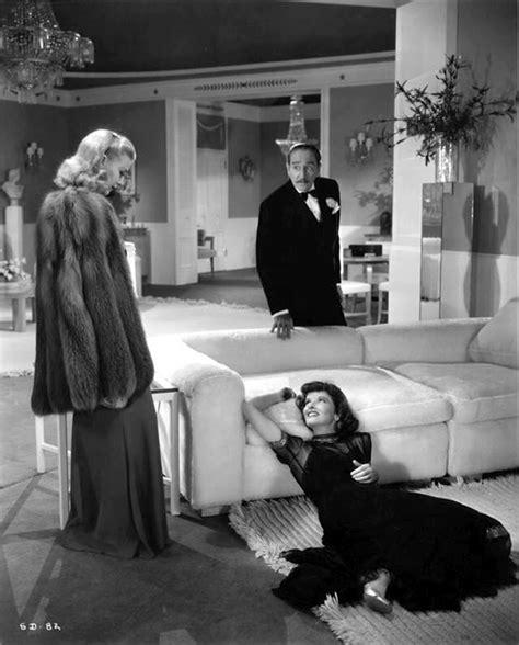 Stage Door 1937 by Stage Door Rogers And Katharine Hepburn