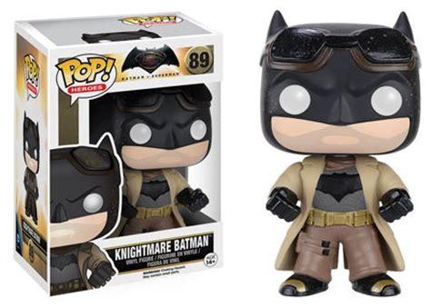 Funko Pop Batman Non Original funko pop batman v superman figures checklist set list exclusives