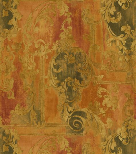 home decor print fabric richloom studio landora home decor print fabric richloom studio arquette russet at