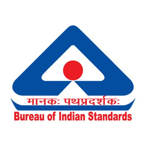 bureau of indian education bureau of indian standards logo vector free