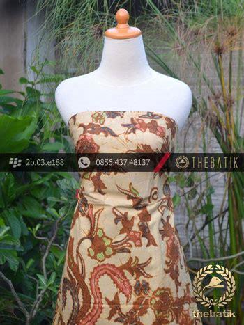 Batik Tulis Kombinasi Batik Cap jual batik cap tulis motif peksi kombinasi thebatik