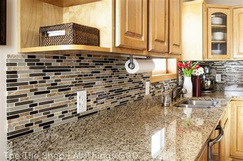 diy tile kitchen backsplash my tile shop photo shoot the quot after quot pics all things g d