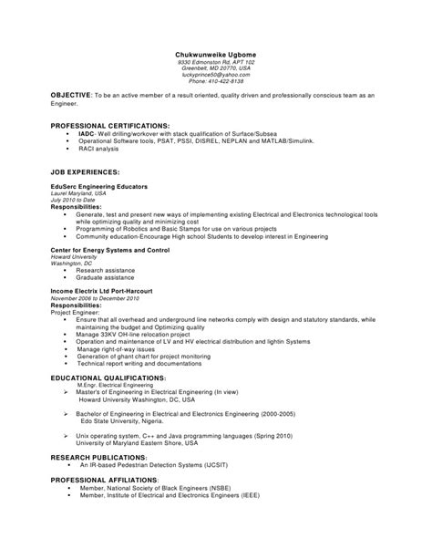 Resume Sles Editor mail resume for 28 images 12 mail format for sending