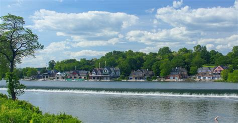 boat house row boathouse row the constitutional walking tour of
