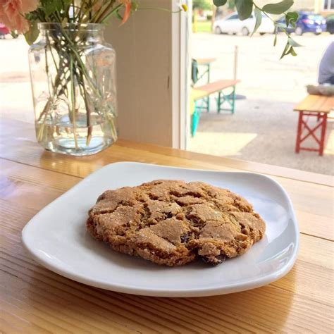 Living Room Cookie Recipe Living Room S Peanut Butter Chocolate Chip Cookie Is