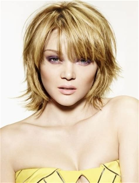 french medium hair cut women look classy and unique with just the right french roll