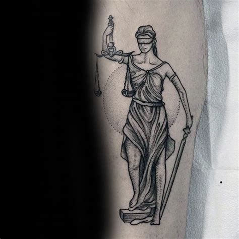 lady justice tattoo 33 great justice ideas designs collections