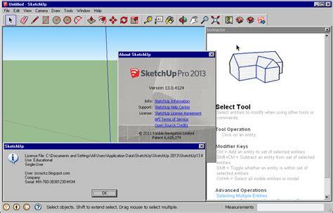 sketchbook bagas31 image gallery sketchup 2013 serial