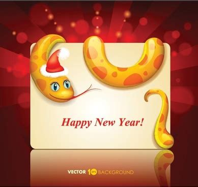 new year 2017 for snake happy new year 2017 free vector 8 448 free
