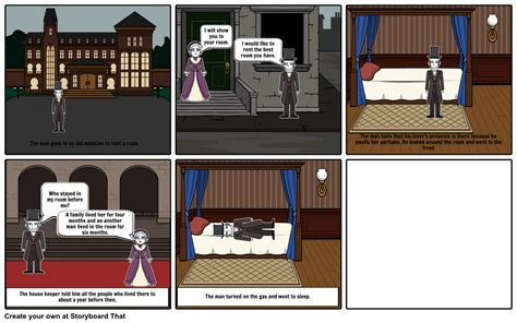 The Furnished Room the furnished room storyboard by ash13